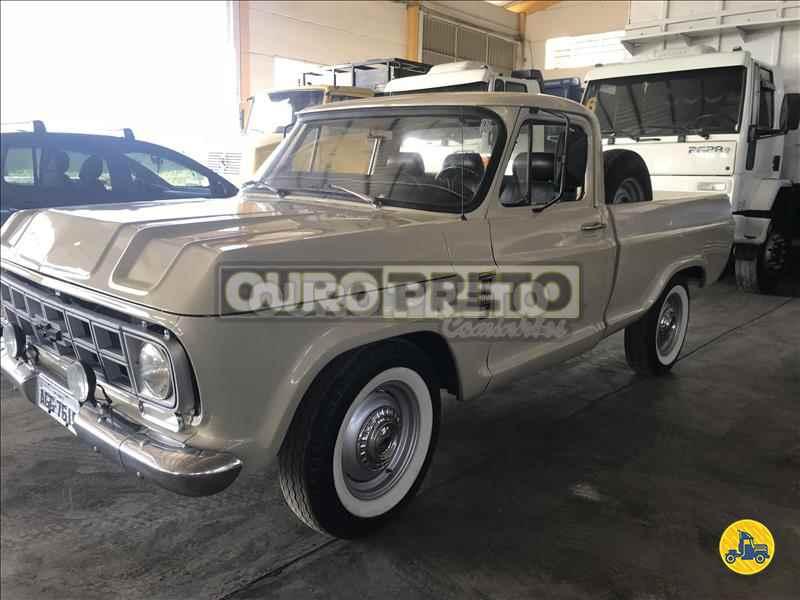 GM - Chevrolet D10 CS 180000km 1989/1989 Ouro Preto Caminhões